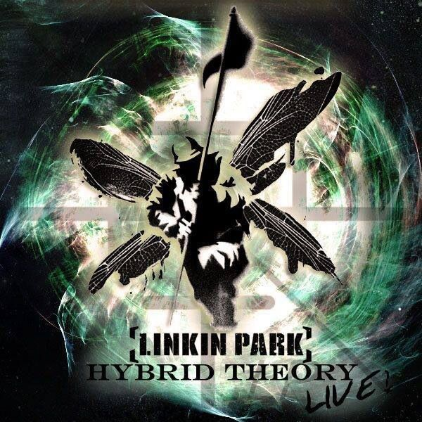 Hybrid Theory Ep Album Cover