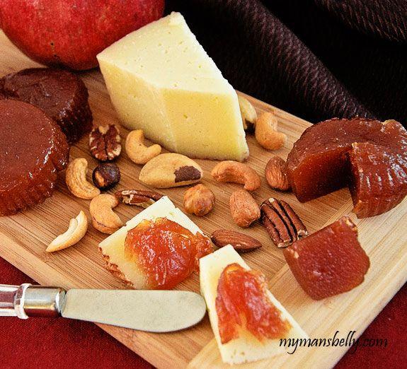 Quince Paste (Membrillo) Recipe | sides & salads | Pinterest