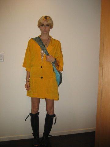 Nicole Miller shirt dress | // style me up // | Pinterest