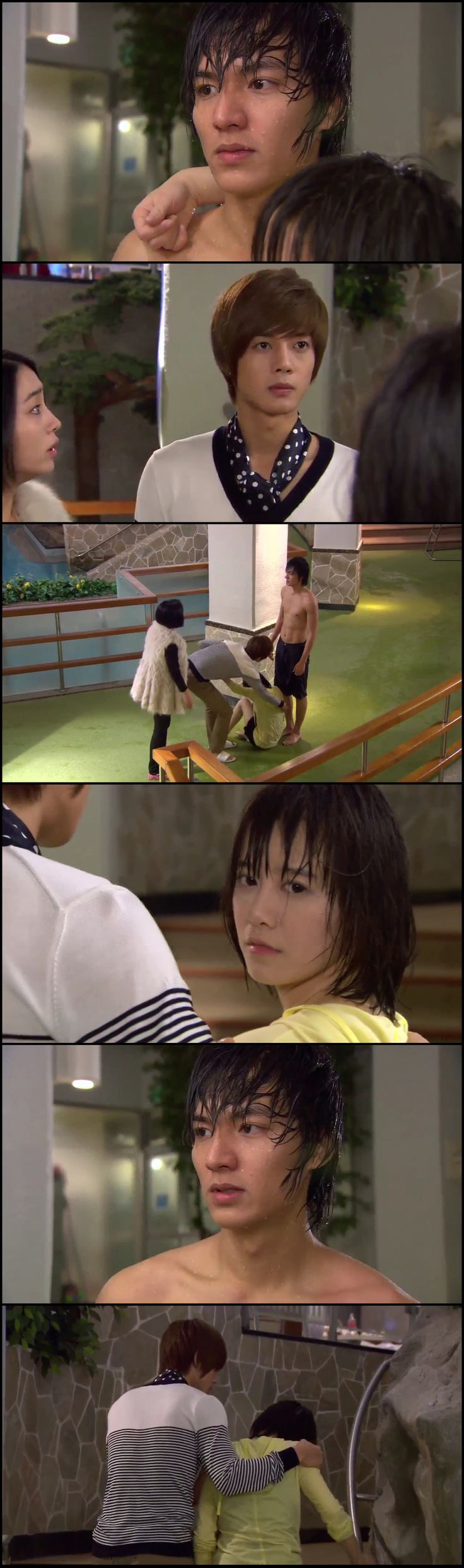 Pin by Brielle Morgan on Boys Over Flowers | Pinterest