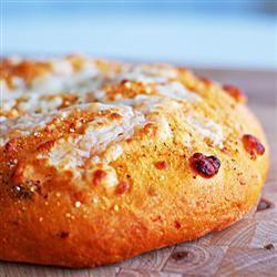 Focaccia Bread with Sun Dried Tomatoes and Mozzarella @ allrecipes.co ...