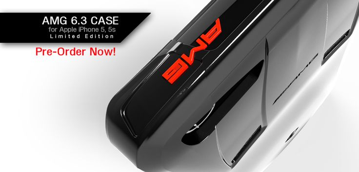 Our AMG 6.3 Case for Apple iPhone 5, 5s : Cars u0026 Cases : Pinterest