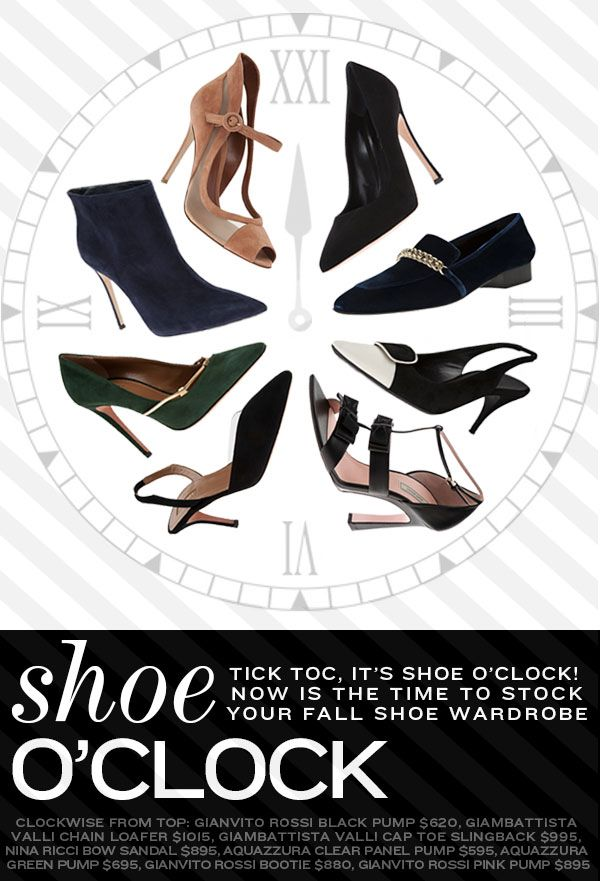 Shoe O Clock