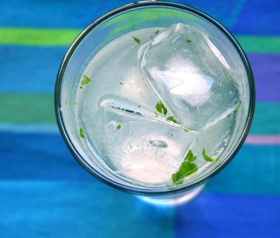 Southside Cocktail - Gin Lemon Sugar MInt - Refreshing citrusy sipper