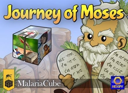 Come and Journey with us!  Play Journey of Moses today!