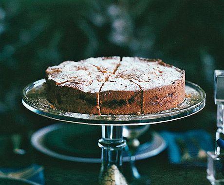 Cranberry Vanilla Coffeecake | Recipe