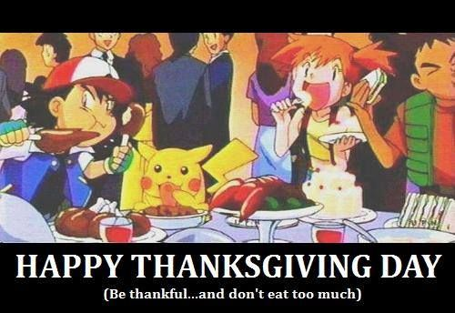 Happy Thanksgiving >> Pin by Bug Seal on Pokémon | Pinterest