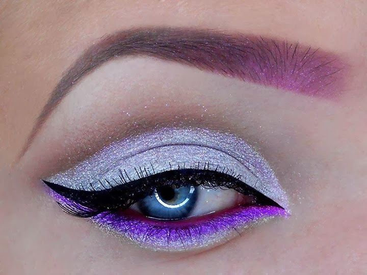 pink and purple fairy eye makeup | Eye Makeup | Pinterest