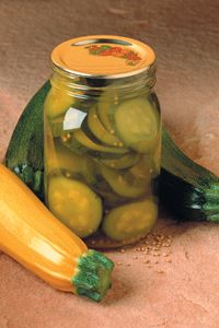 dilled zucchini | Gifts to make or buy | Pinterest