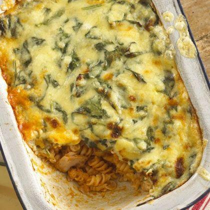 Tuna Pasta Bake | Get in my BELLY! | Pinterest