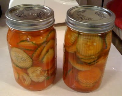 Sriracha Pickles | Sriracha Chili Sauce...My LOVE | Pinterest