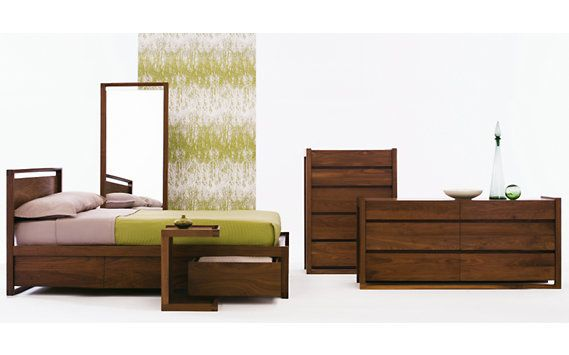 Matera bedroom collection designed by sean yoo dwr