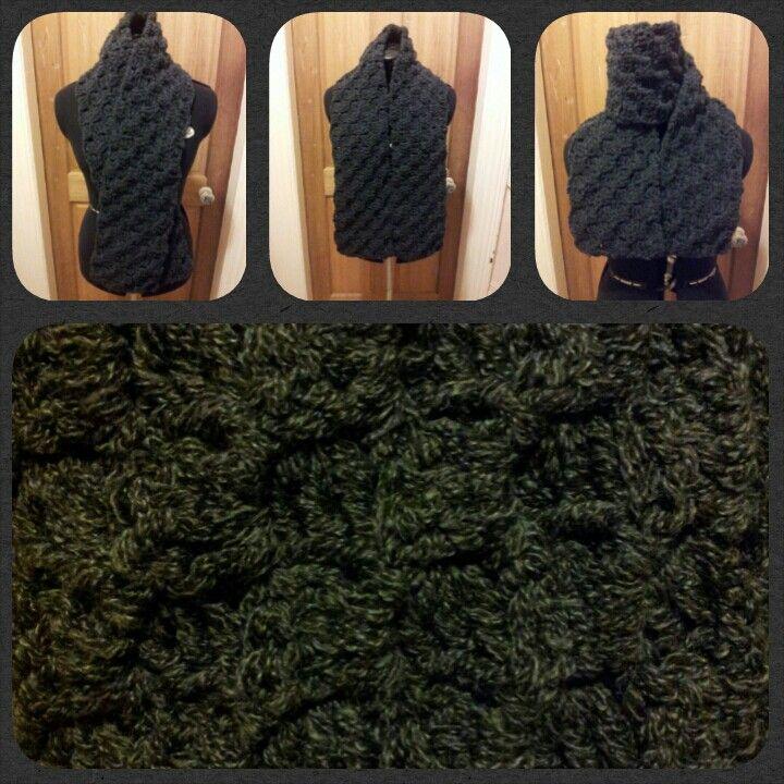 Crocheting C2c : C2c crochet scarf C2C Crochet Pinterest