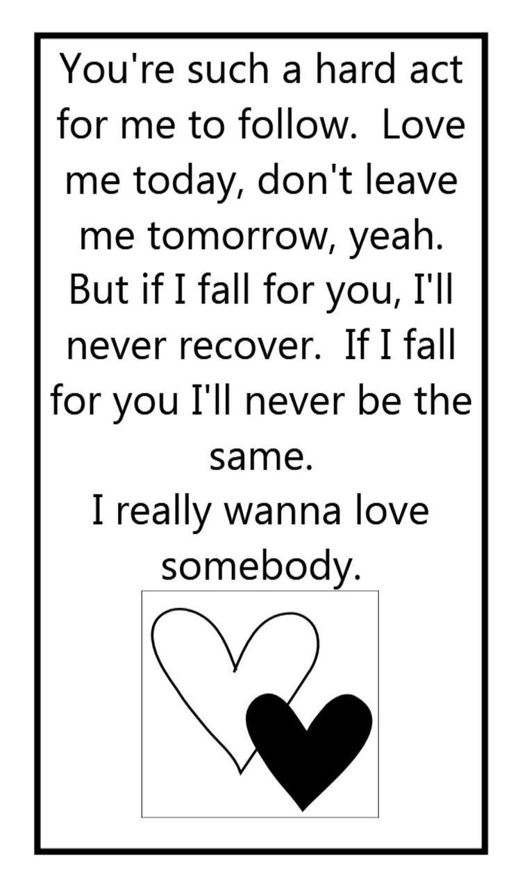 Maroon 5 Love Quotes. QuotesGram