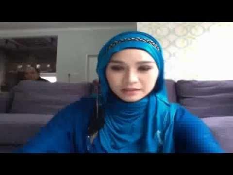 ... memakai Jilbab | By Saskia Mecca | Tutorial Hijab | How To Wear