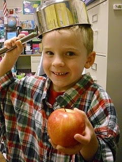 Johnny Appleseed pics to go with a writing