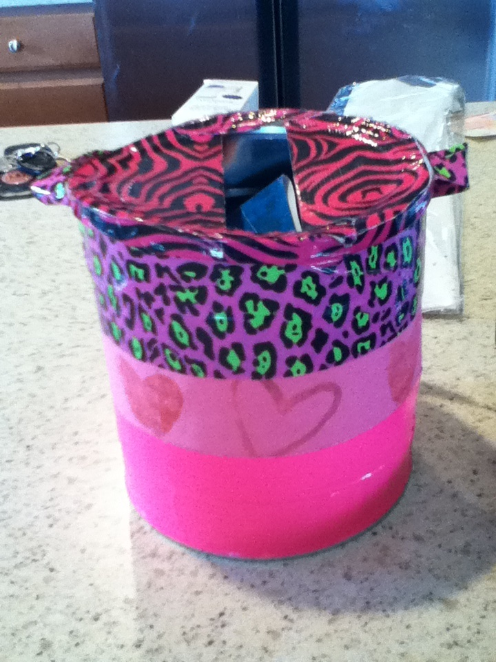 valentine's day duct tape crafts