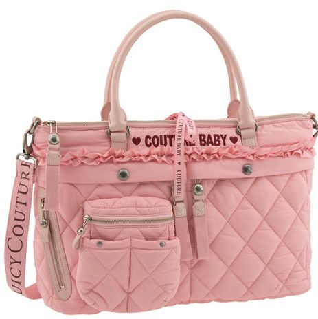 cute diaper bag from juicy baby stuff pinterest. Black Bedroom Furniture Sets. Home Design Ideas