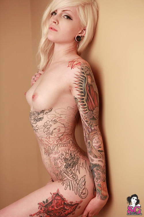 Tattoo Fetish 104