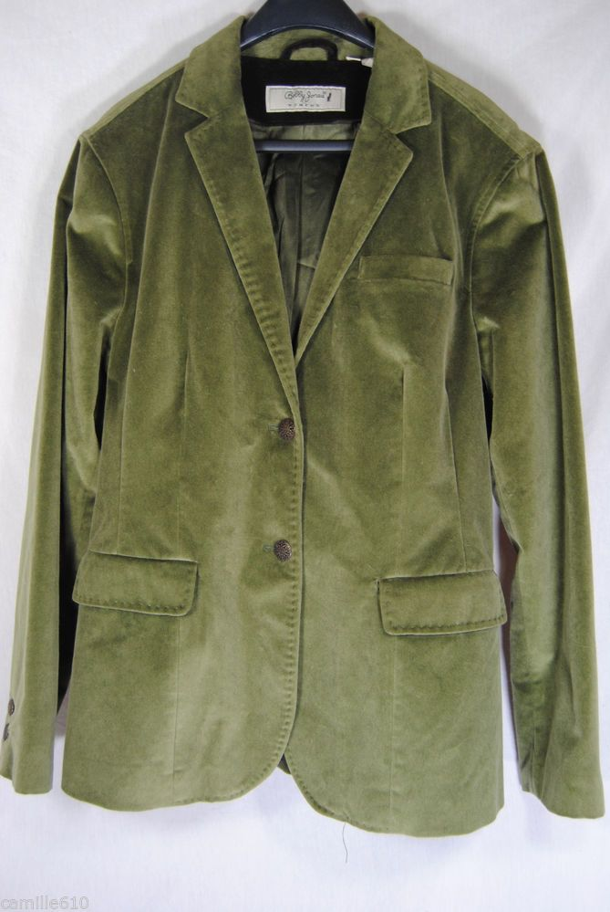 Army Olive Green Womens Thicken Fleece Jacket Winter Warm Coat Hooded