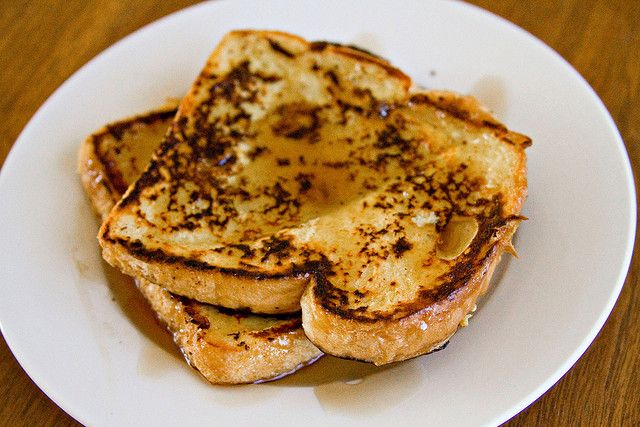 Buttermilk French Toast - 4 by Sugarcrafter, via Flickr