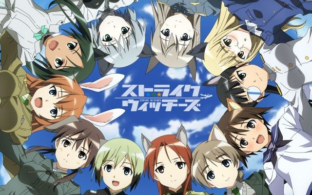 Strike witches season 3 and new ova green lit for production http