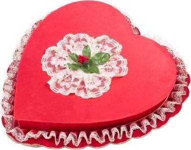 making a valentine day gift baskets