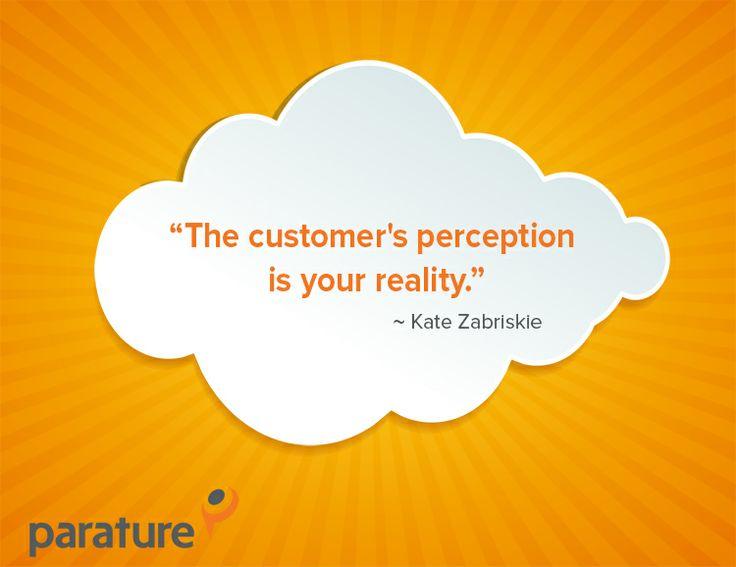Why Customer Perception Matters
