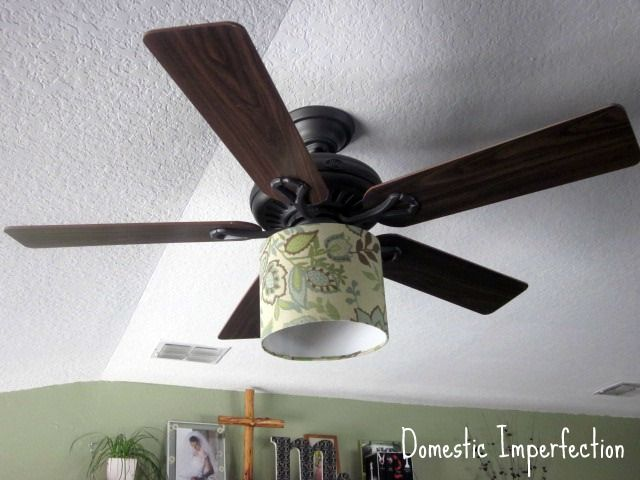 ceiling fan lamp shade for the home pinterest. Black Bedroom Furniture Sets. Home Design Ideas