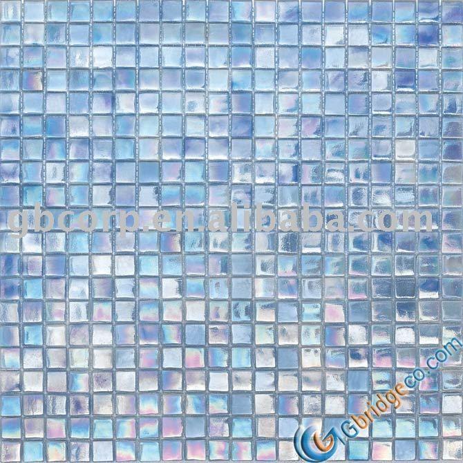 Blue Glass Mosaic Bathroom Wall Tile Buy Glasss Mosaic Bathroom Wal