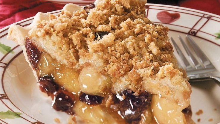 ... choose, this pie is irresistible with a scoop of vanilla ice cream