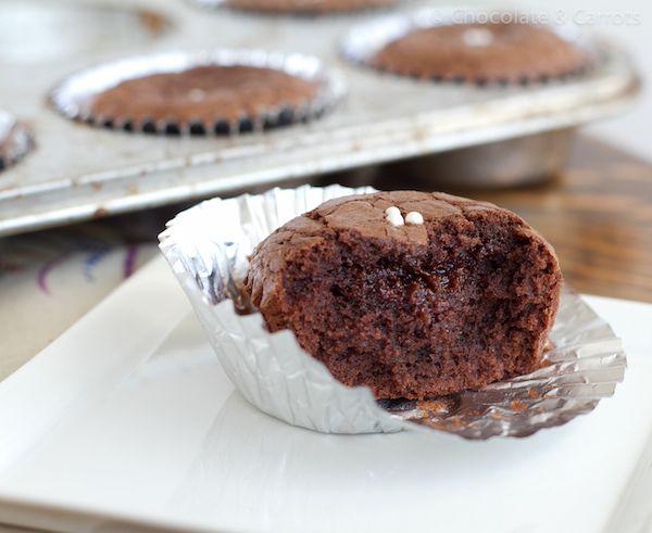Whole wheat nutella fudge brownies | Om nom | Pinterest