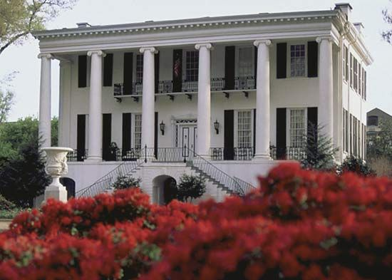President's House, University of Alabama