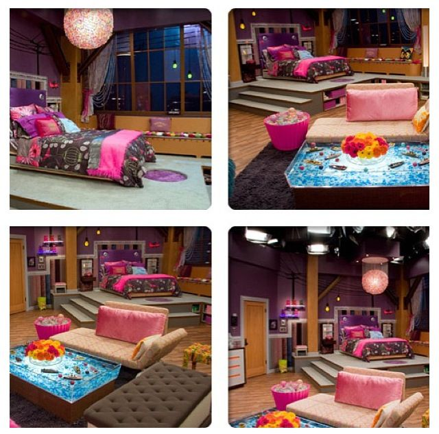 iCarly room  My dream room  Pinterest