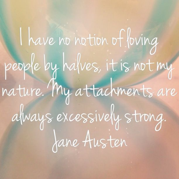 Quotes About Love Jane Austen : Love Quotes From Jane Austen. QuotesGram