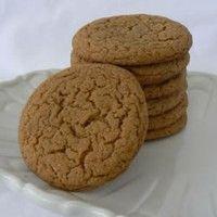 soft vegan gingerbread cookies | Vegan power supply | Pinterest