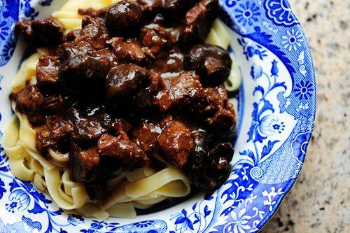 Beef Stew with Mushrooms   The Pioneer Woman Cooks   Ree Drummond