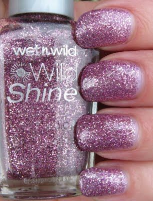 Wet n Wild Nail Polish in Sparked