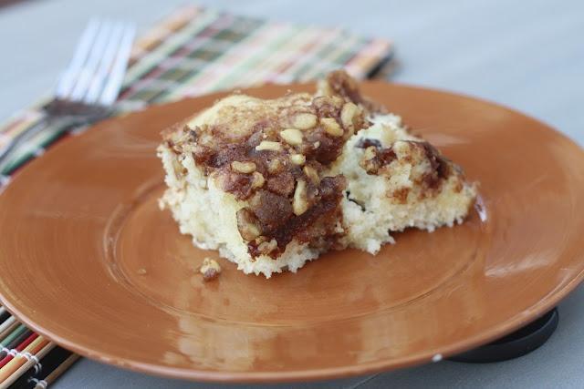 Buttermilk Coffee Cake | Breakfast and Brunch | Pinterest