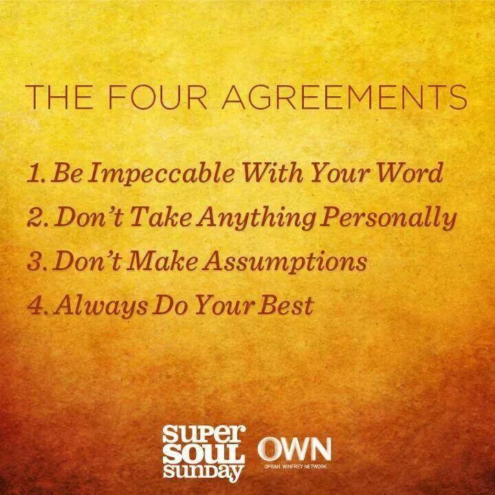 the four agreements miguel ruiz pdf