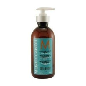 I have natural curly hair and in FL. the humidity is my ENEMY! I have tried it all from the stores to the most upscale beauty salons. This is by far the best along with the oil for taming hair. No oily residue not even on your hands...my hair is over processed so it looks dull from time to time. This product brings it back to life like it was when I was younger. Making my hair shiny and baby soft!$26.24 amzn.to/zS0wOn