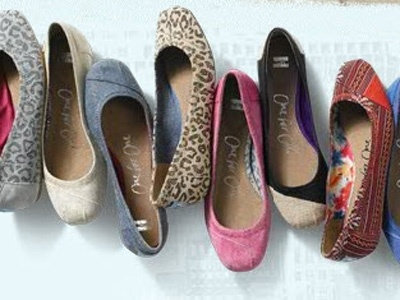 Very Excited for the Toms Ballet Flats!!! Think I will have to get the animal print ones when they come out!