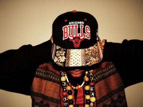 Bulls Snapback
