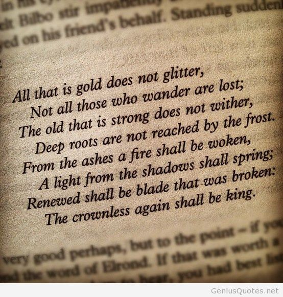 Image Result For J R R Tolkien Inspirational Quotes