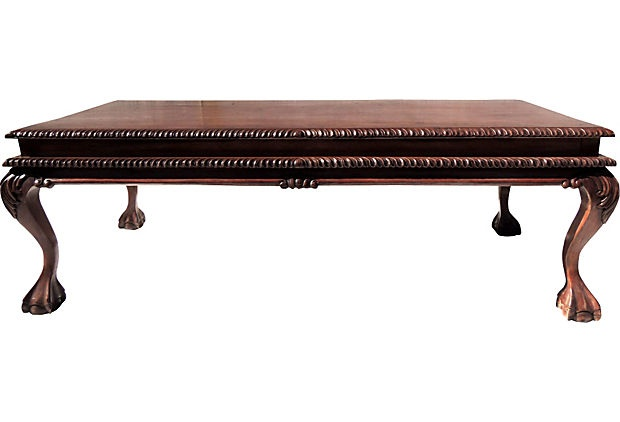 Ball Claw Foot Coffee Table L156 Pinterest