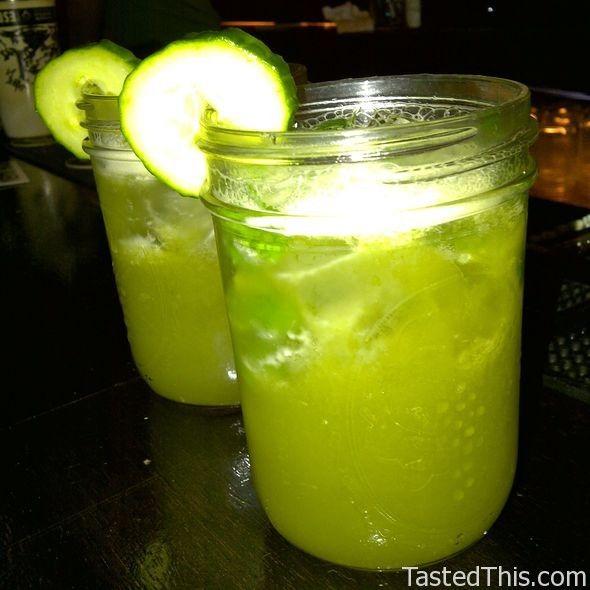 Cucumber Margarita - http://www.tastedthis.com/2013/02/13/cucumber ...