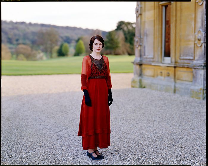 Downton Abbey: Downton Abbey Still Photos by Nick Briggs