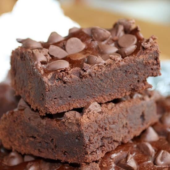 pepsakoy: Browned Butter Cocoa Brownies | Sweet and tasty | Pinterest