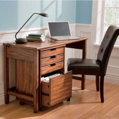 Small Desk Storage