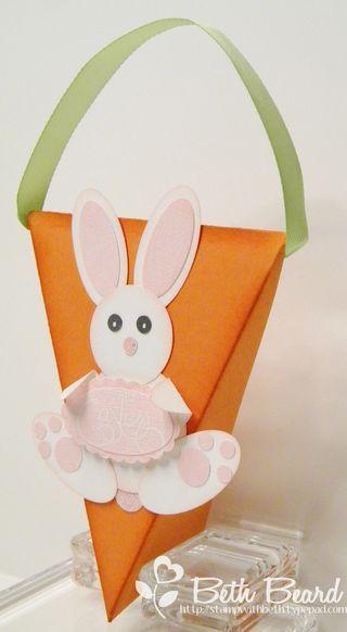 carrot tutorial | Easter Crafts | Pinterest